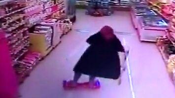 Szybcy i wściekli: Supermarket Drift