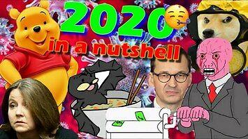 Rok 2020 w memach (mocno porąbane wideo dla koneserów)