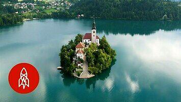 Fajna słoweńska wyspa