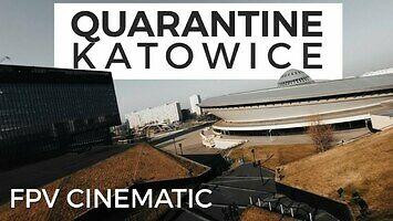 Puste Katowice w czasie kwarantanny