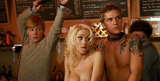 Zack i Miri robią scenę seksu porno