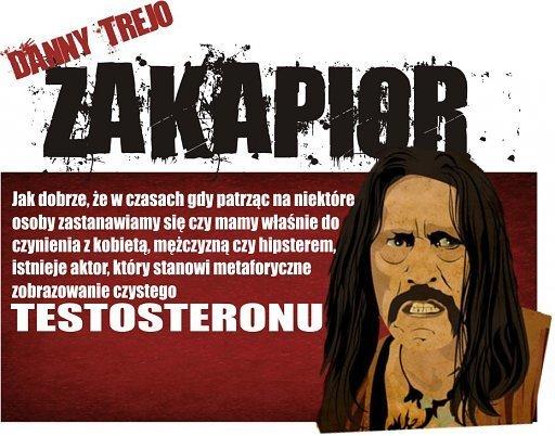 Danny Trejo - Zakapior