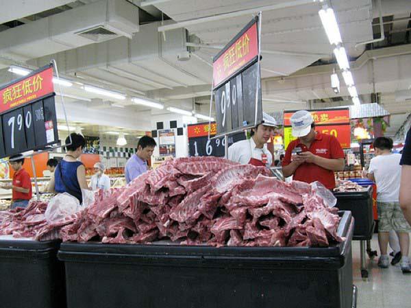 7.) Cheap ribs