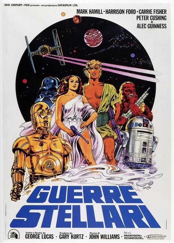Rzadkie I Dziwne Plakaty Gwiezdnych Wojen Z Całego świata