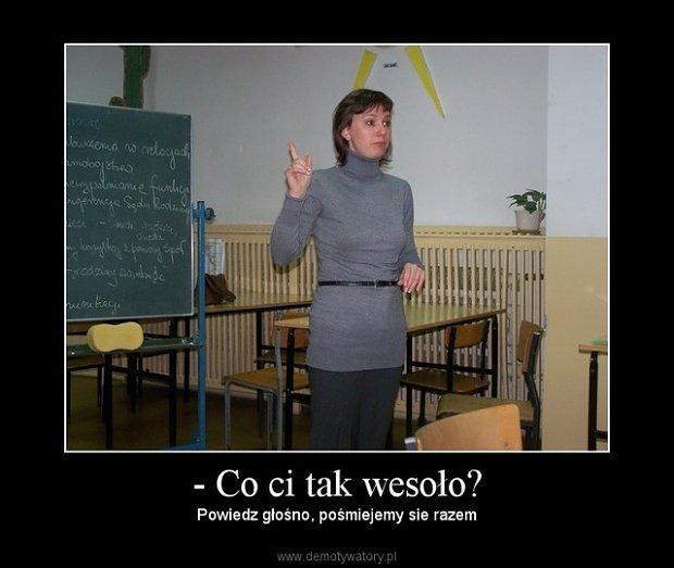 szkolne lekcje