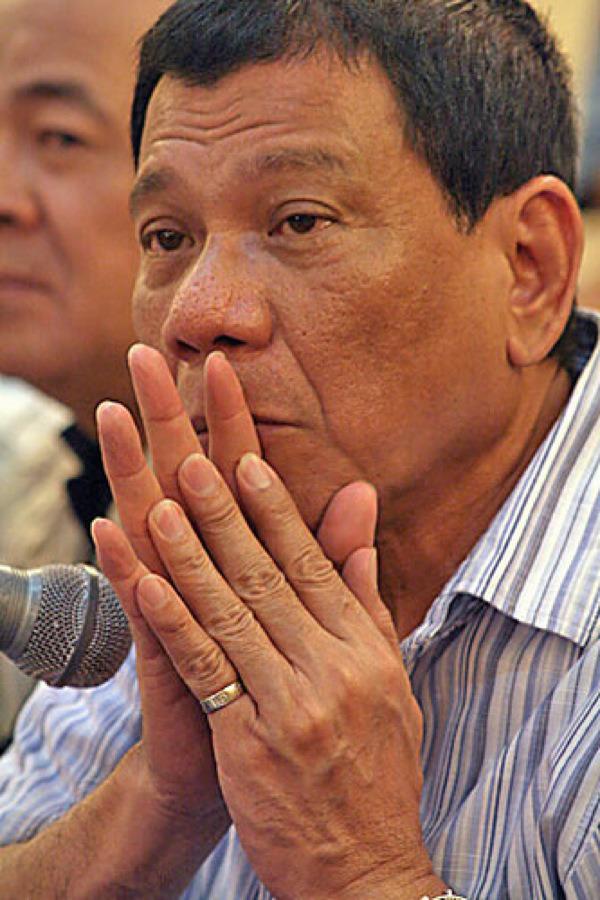 Mayor Rodrigo Duterte