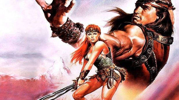 warrior gloris miecze i sandały 3