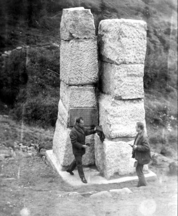 Pomnik Ofiar Lawiny 1968