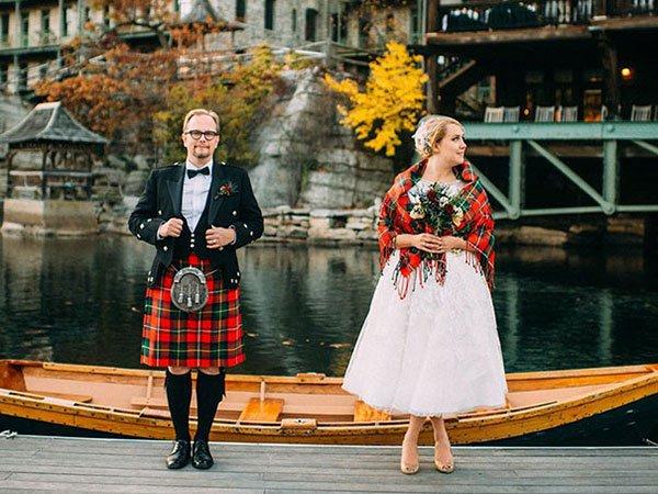 Jak Wyglądają Tradycyjne Stroje ślubne W Różnych Częściach świata