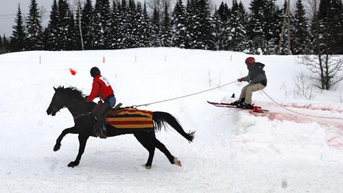 Skijöring igrzyska olimpijskie wycofana konkurecnja