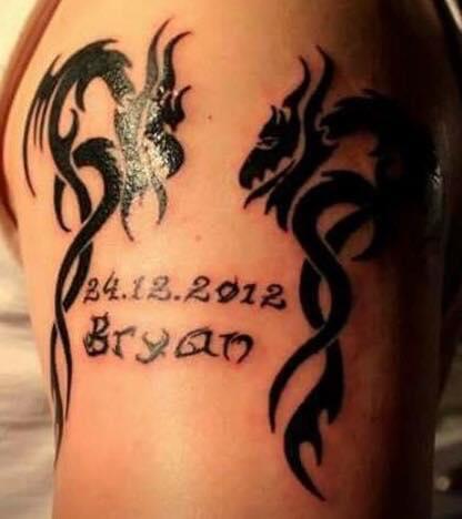 Najlepsze Dzieła Januszy Tatuażu Joe Monster