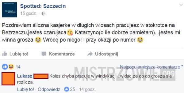 Kasjerka –