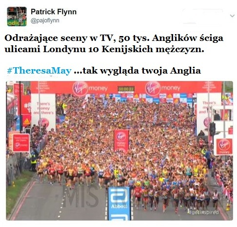 London Marathon –