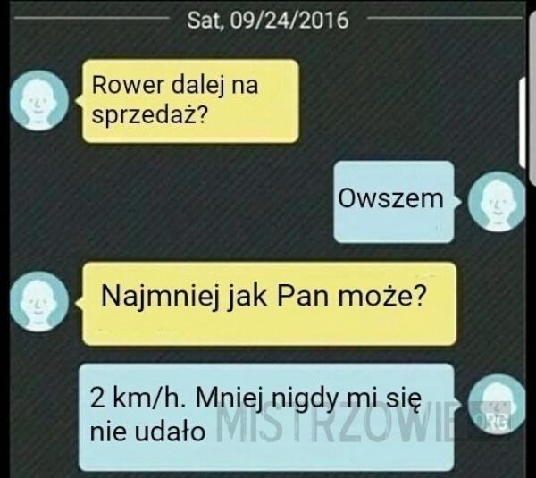 Rower –