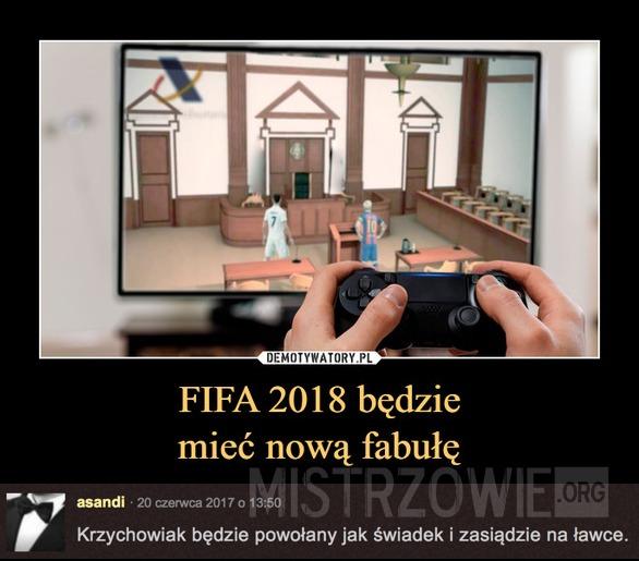 FIFA 2018 –