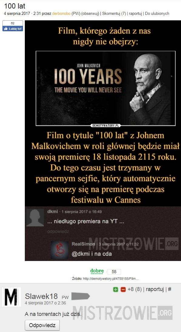 100 lat 2 –