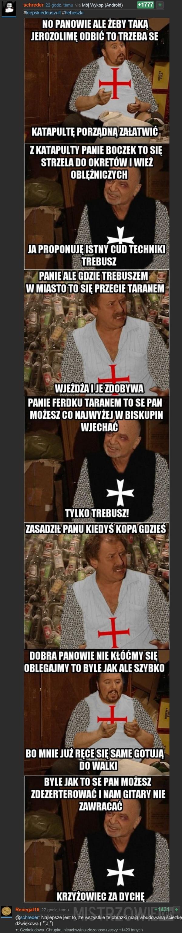 Kiepscy Deus Vult –