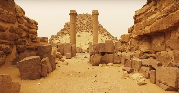 Abusir, Egipt - Joe Monster