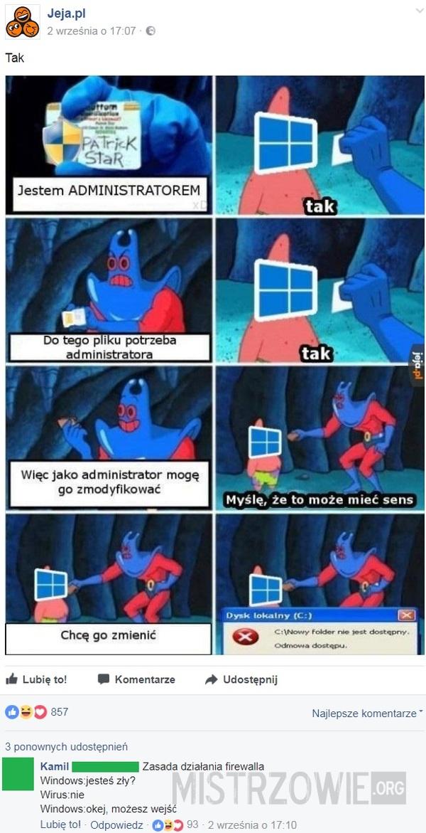 Administrator –