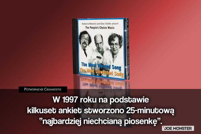 W 1997 roku dwóch amerykańskich artystów o rosyjskim pochodzeniu stworzyło 25-minutową