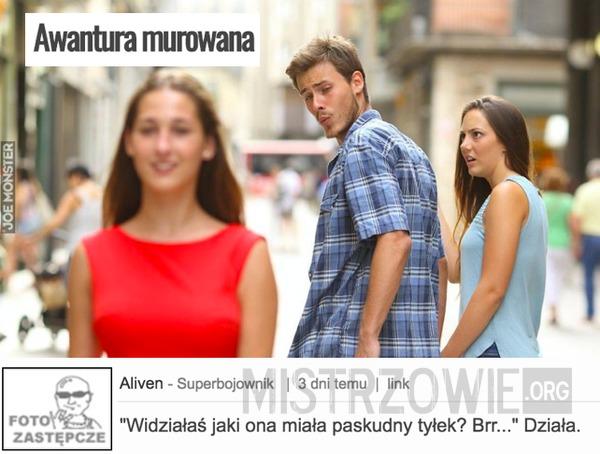 Awantura murowana –