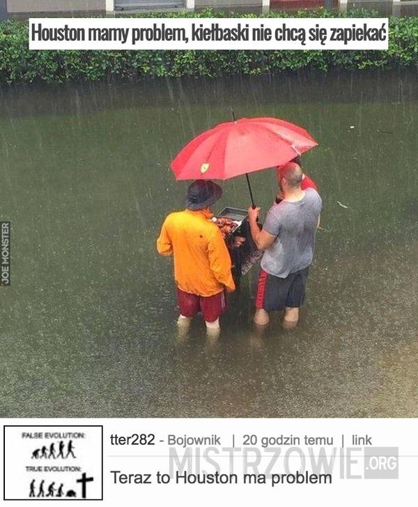 Houston mamy problem, kiełbaski nie chcą się zapiekać –