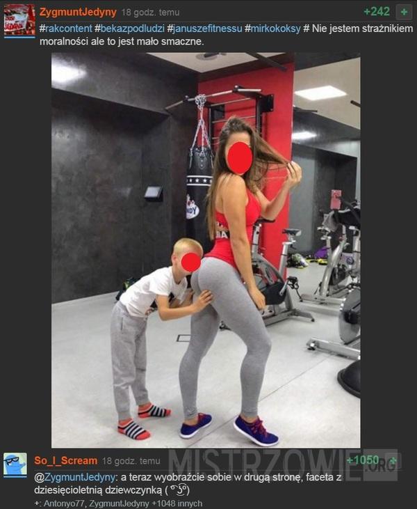 Janusze fitnessu –