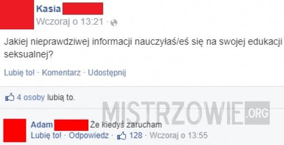Nieprawdziwa informacja –