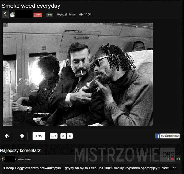 Lech i Snoop Dogg –