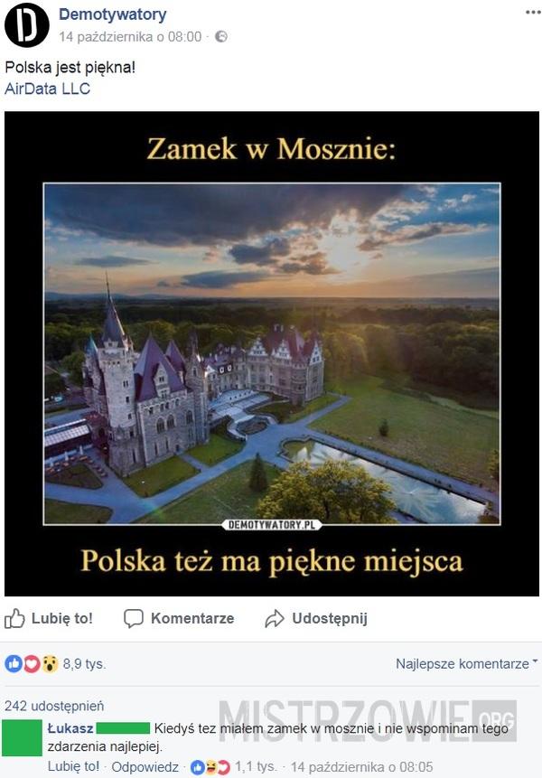 Polska jest piękna –