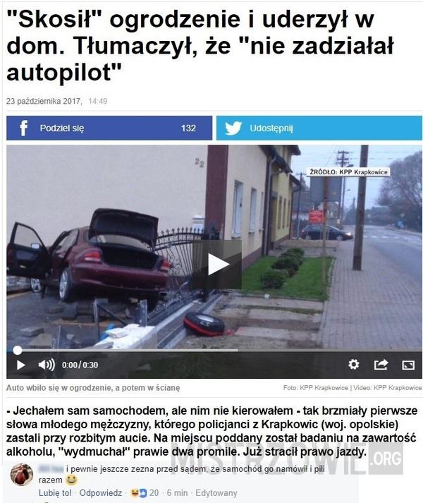 Autopilot –