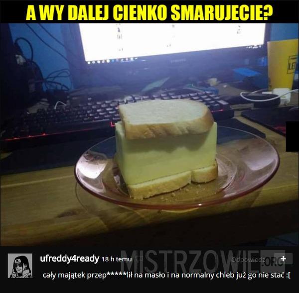 Masło –