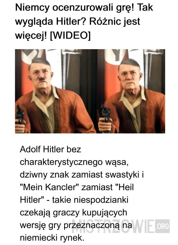Niemcy ocenzurowali grę –