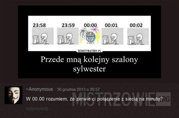 Sylwester –