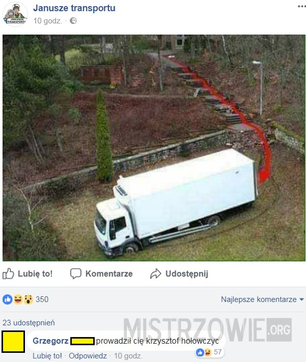 Ciężarówka –