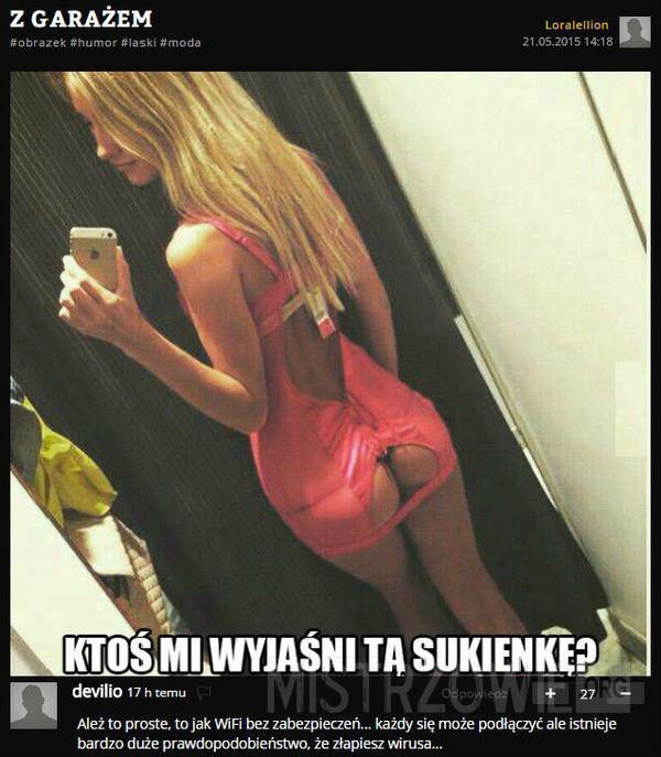 Sukienka –