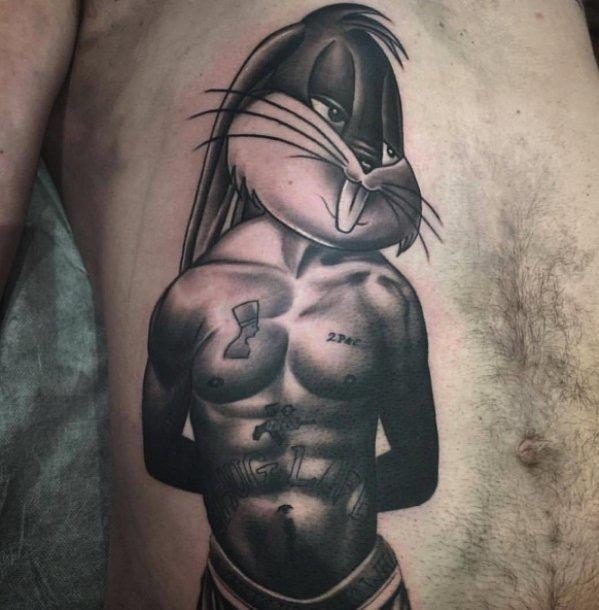 świetnie Wykonane Ale Dziwne I Niezrozumiałe Tatuaże Joe Monster