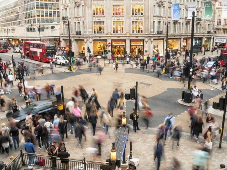 Randki skanuj prywatny Londyn