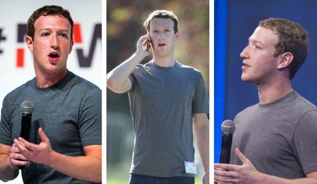 Dlaczego Mark Zuckerberg zawsze nosi te same ubrania?