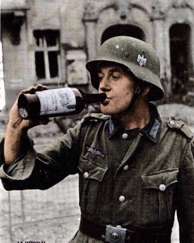Nieznane zdjęcia z Drugiej Wojny Światowej na Joe Monster