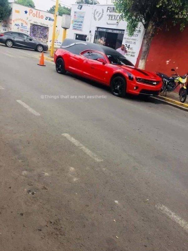 Samochody oszpecone przez swoich właścicieli III