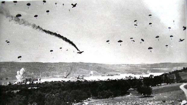 Nieznane bitwy drugiej wojny światowej na Joe Monster