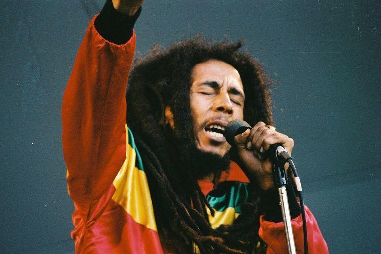 Znalezione obrazy dla zapytania Bob Marley