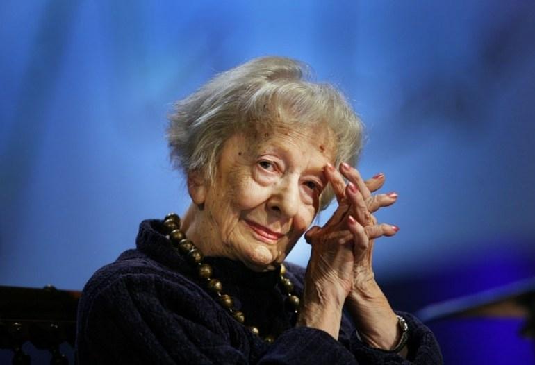 Znalezione obrazy dla zapytania Wisława Szymborska