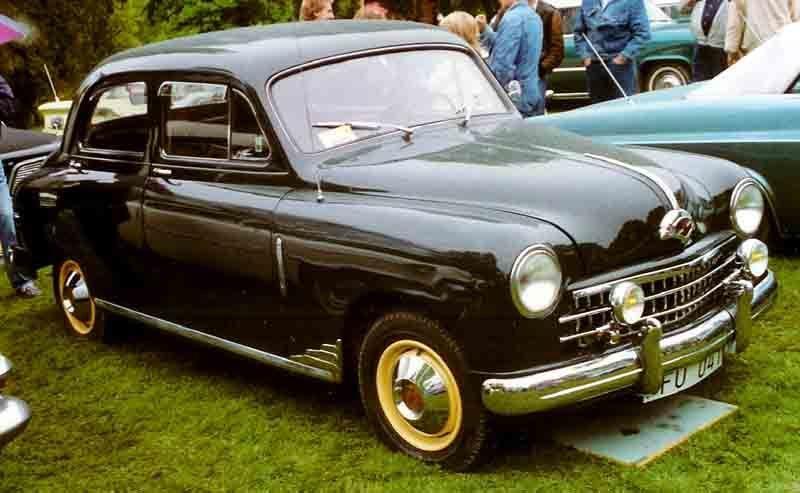 Fiat 1400 z 1951 roku