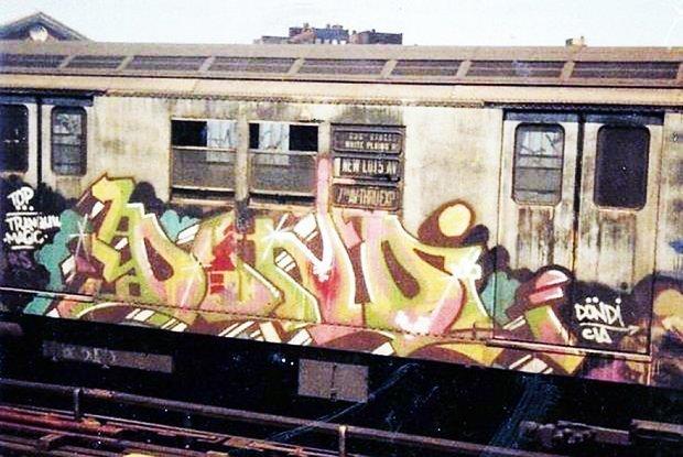 Graffiti, czyli sztuka, która wychodzi do nas sama na ulicach