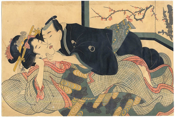 Japońska żona uprawia seks