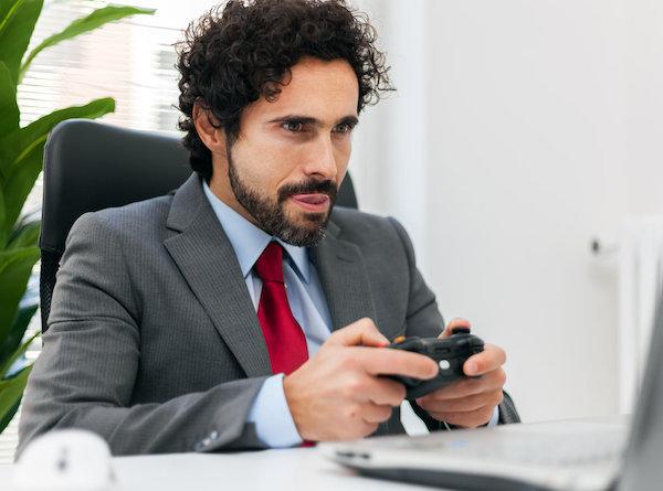 Gracze komputerowi i konsolowi to najlepsi pracownicy - zatrudnij gracza, a nie pożałujesz!