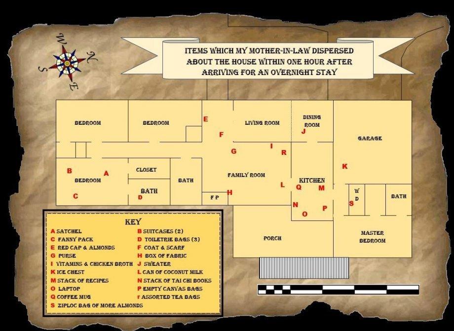 Kolekcja intrygujących map CLI na Joe Monster