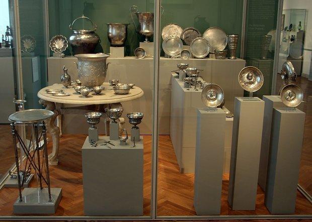 Nadzwyczajne skarby muzeów świata